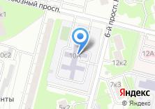 Компания «Детский сад №753» на карте