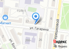 Компания «Ланвэн» на карте