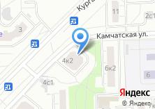 Компания «Миллион Букетов» на карте
