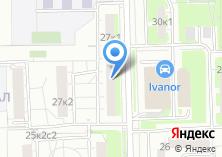 Компания «Дезон» на карте