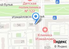 Компания «Лани» на карте