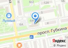 Компания «КАЗАХСТАНСКИЕ И БЕЛОРУССКИЕ ПРОДУКТЫ» на карте