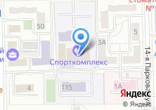 Компания «Московская федерация кикбоксинга» на карте
