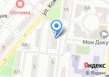Компания «Пластика С» на карте