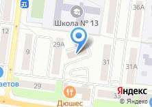 Компания «ЗАО «Прибор-М»» на карте