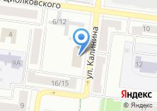 Компания «Головастик» на карте