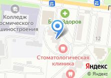 Компания «Надежда-7» на карте