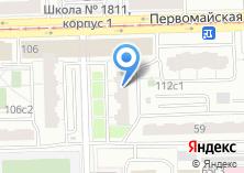Компания «Бяшка» на карте
