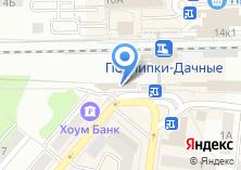 Компания «РосДеньги» на карте