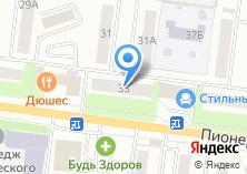 Компания «Meet Point» на карте