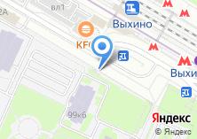 Компания «1:0» на карте