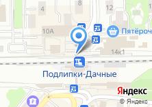 Компания «Тайны Востока» на карте