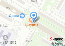 Компания «Сервис-48» на карте