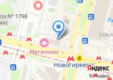 Компания «Лакма Мебель» на карте