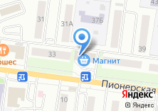 Компания «Мир продуктов» на карте