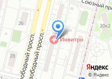 Компания «Шамир» на карте