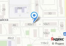 Компания «Адвокатский кабинет №360» на карте