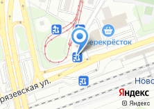 Компания «Строящееся административное здание по ул. Фрязевская» на карте
