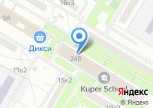 Компания «Print: Tech» на карте