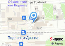 Компания «Век Дверей» на карте