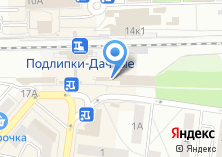 Компания «Белорусская ярмарка» на карте
