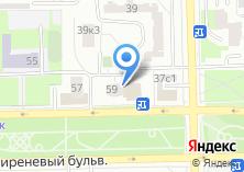 Компания «Мастерская по изготовлению ключей и ремонту одежды» на карте