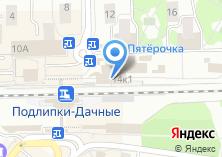 Компания «Фотоателье на ул. Грабина» на карте