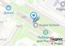 Компания «Детская библиотека №70 им. А.С. Неверова» на карте