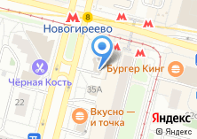 Компания «Ремонт окон Новогиреево» на карте