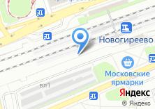 Компания «Мебель эконом» на карте