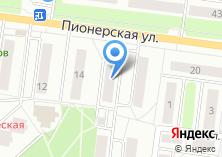 Компания «Почтовое отделение №141074» на карте