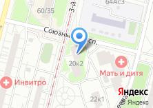 Компания «ОДС Инженерная служба района Новогиреево» на карте