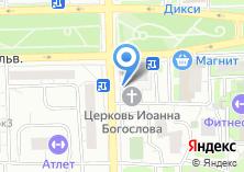 Компания «Анжелика» на карте