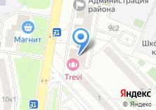 Компания «Альянс ТУРЫ.ру» на карте