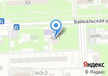 Компания «Детская библиотека №115» на карте