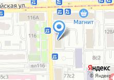 Компания «Адвокатский кабинет Шабановой С.В» на карте