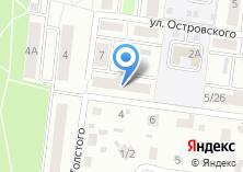 Компания «Комспецтех» на карте