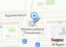 Компания «Управа района Гольяново» на карте