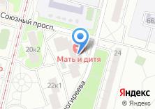 Компания «ДЕЗ района Новогиреево» на карте