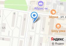 Компания «Эфес плюс» на карте