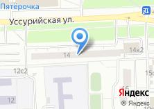 Компания «Миневра» на карте