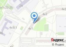 Компания «Внешторговец №11» на карте