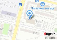 Компания «Будь здоров!» на карте