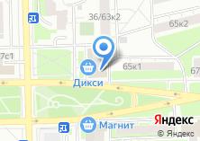 Компания «АвтоДок» на карте