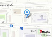 Компания «Гольяново-6» на карте