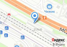 Компания «Магазин фруктов и овощей на Красном Казанце» на карте