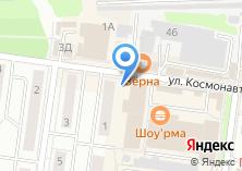 Компания «Град-Экс» на карте