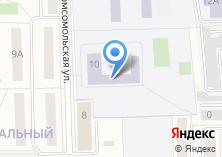 Компания «Средняя общеобразовательная школа №12» на карте