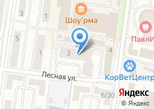 Компания «Королев-Тур» на карте