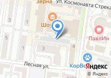 Компания «Подлипки» на карте